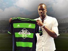 Swansea City sign Portugal striker Eder from Braga