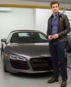 Mr. Grey y su carro