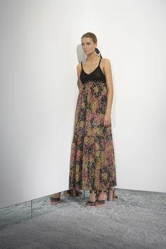 #MMissoni #crochet dress | spring summer 2008