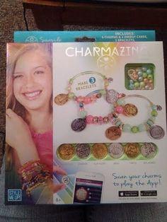 Jenn's Review Blog: Charmazing Review