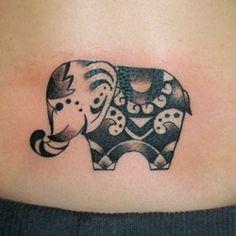 tatuajes-de-elefantes-cute1