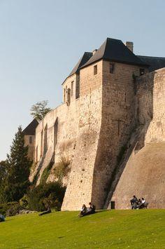 Château de Caen, Caen, France