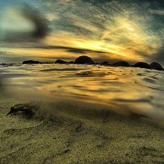 Sunset...  #sunset #beach  #Malibu #MalibuBeachInn