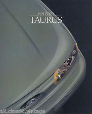 FORD - Taurus brochure/prospekt/folder English 1995 | eBay