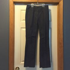 "Denim dress slacks Maurice's denim dress slacks; ""I am smart"" style Maurices Pants"