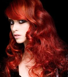 Red hair is not for the faint of the heart. Red hair color is a fierce and bold hair color which will illuminate your look and pers...