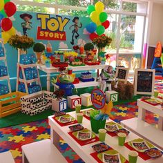 32 new Ideas party ideas birthday boy toy story Fête Toy Story, Toy Story Baby, Toy Story Theme, Toy Story Cakes, Toy Story Food, 2 Birthday, Toy Story Birthday, 3rd Birthday Parties, 5th Birthday Party Ideas