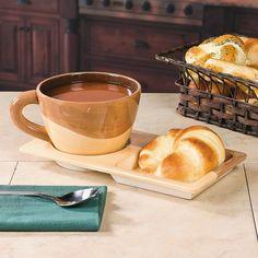 Soup & Sandwich Platter - OrientalTrading.com