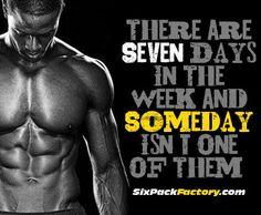 Exercise and Diet Motivation - SixPackFactory