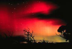 aurora borealis in australia