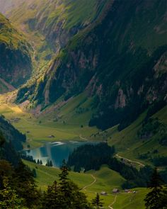 """The name """"Tester"""" is Swiss...it seems that we simply moved from one green, rainy, mountain valley, to another..haha"""