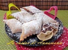 Ravioli dolci  al cioccolato di Anna Moroni