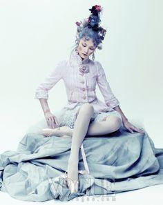 Vogue Korea December 2012
