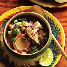 Mexican Turkey Stew by Cooking Light