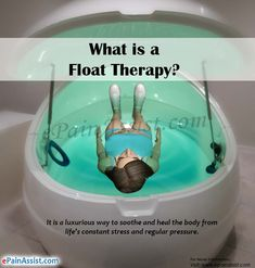 What is a Float Therapy?