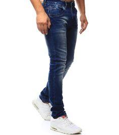Pánske modré džínsové nohavice Modeling, Skinny Jeans, Pants, Fashion, Skinny Fit Jeans, Moda, Trousers, Women Pants, Women's Pants