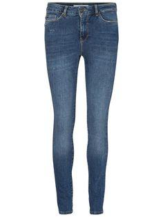 Skinny fit jeans from VERO MODA.