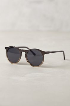 Rounded Ombre Sunglasses - anthropologie.com #anthrofave