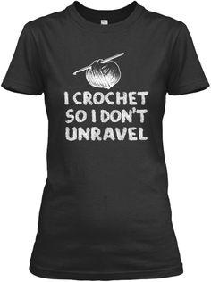 Crochet So I Don't Unravel