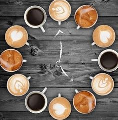 All you need is #Coffee / Todo lo que necesitas en #Café