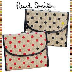 Paul Smith Dot dot wallets