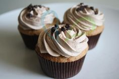 "New Cupcake Flavour ....""Coffee Grande"" Its a Coffee Cake, with Mocha Cream Filling, and Mocha Frosting....Sip it up!!"