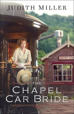 About the book: Hope Irvine always sees the best in people. While traveling on the rails with her missionary father, she attracts the attention of a miner named Luke and a young mine manager…