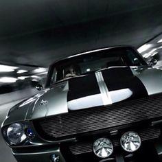 Eleanor... automotive wet dream.