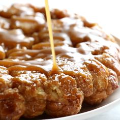 Cajun Delicacies Is A Lot More Than Just Yet Another Food This Gooey Caramel Monkey Bread Is Loaded With Homemade Caramel Sauce And Made With A Pillowy Homemade Brioche Dough. Flawless Made-From-Scratch, Crowd-Pleasing Recipe. Just Desserts, Delicious Desserts, Dessert Recipes, Yummy Food, Brunch Recipes, Snacks Recipes, Recipes Dinner, Fish Recipes, Homemade Brioche
