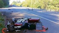 Image result for motorcycle on highway