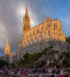 Lourdes, France:)  Find Super Cheap International Flights to Lourdes, France ✈✈✈ https://thedecisionmoment.com/cheap-flights-to-europe-france-lourdes/