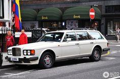 Bentley Turbo R Val D'Isere 1