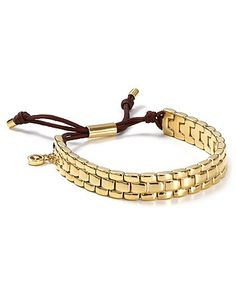 Michael Kors Watch Band Bracelet - All Jewelry - Jewelry - Jewelry & Accessories - Bloomingdale's