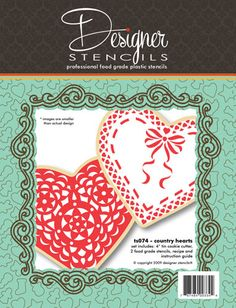 Country Stencil and Cutter Set