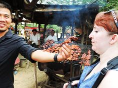 Would you eat a barbecued rat in Cambodia? Our very own, Katherine Ervasti - tripcentral.ca shares her story on Trip Sense