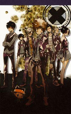 Katekyou Hitman Reborn! #manga