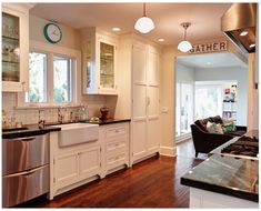 Small Open Galley Kitchen galley kitchen design ideas that excel | galley kitchens