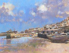 david sawyer_ Newlyn Harbour