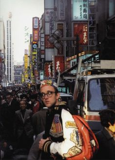 Keith Haring in Japan