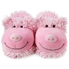 Awesome 21st Birthday Gifts: Fuzzy Friends Slippers