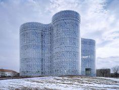 Cottbus University Library (D) ***