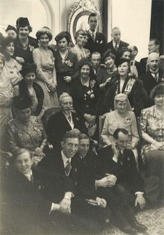 Kaiser Wilhelm II celebrating his s birthday, sitting in the center of this photo. In the image can be seen his sister, Margaret, dowager Margravine of Hesse Kassel, Que. Wilhelm Ii, Kaiser Wilhelm, Queen Victoria Family, Princess Victoria, Neues Palais, German Royal Family, Germany And Prussia, Cultura General, Second Empire