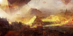 Art by Theo Prins - Paintings
