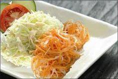 SALAD ALA HOKA | Resep ala Hoka Hoka Bento Bento Recipes, Pork Recipes, Asian Recipes, Chicken Recipes, Cooking Recipes, Japanese Recipes, Japanese Food, Cooking Time, Indonesian Cuisine