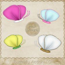 Butterfly Action 10 by Josy #CUdigitals cudigitals.com cu commercial digital scrap #digiscrap scrapbook graphics