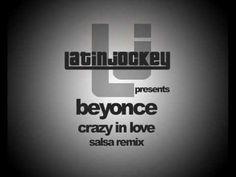 Beyonce - Crazy in love (LatinJockey Salsa Remix)
