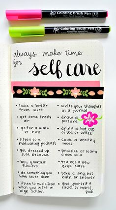 """Self-care is so important! I feel many people, including myself, often put other people's needs before their own. While it is obviously a good thing to take care of the people we love, it is necessary to take care of ourselves first in order to do so! That is why I have complied a list of my favorite self-care activities that you can use when you are in much need of that """"me"""" time!"""