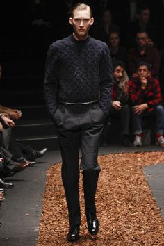 Z Zegna Fall 2013 Menswear Collection Slideshow on Style.com