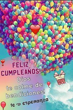 Happy Birthday Pictures, Happy Birthday Quotes, Happy Birthday Greetings, Spanish Birthday Cards, Kids Birthday Cards, Birthday Wishes Messages, Birthday Wishes Funny, Wedding Anniversary Wishes, Happy Birthday Celebration