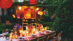 Conseils pour organiser une fête dans son jardin